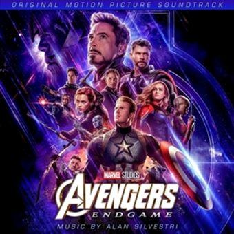 Avengers: Endgame B.S.O. - Vinilo