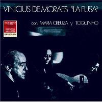 """Vinicius de Moraes """"La Fusa"""" - Vinilo"""