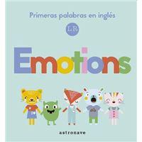 Emotions. Primeras palabras en inglés