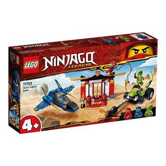 Batalla en el Caza Supersónico - Lego Ninjago