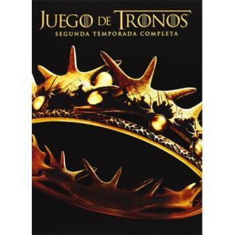 Juego de TronosJuego de tronos  Temporada 2 - DVD