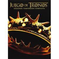 Juego de tronos  Temporada 2 - DVD