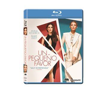 Un pequeño favor - Blu-Ray