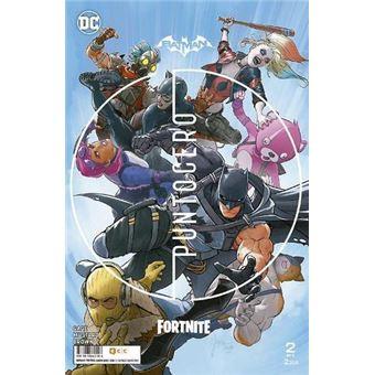 Batman fortnite punto cero 2
