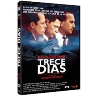 Trece días - DVD