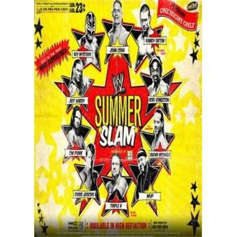 Summerslam 2009 - DVD