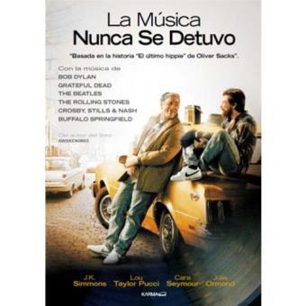 La música nunca se detuvo - DVD