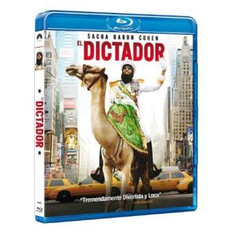 El Dictador - Blu-Ray