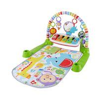 Gimnasio Fisher-Price piano pataditas Mattel FWT12