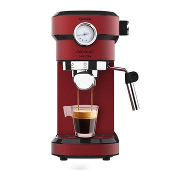 Cafetera Expresso Cecotec Cafelizzia 790 Shiny Pro