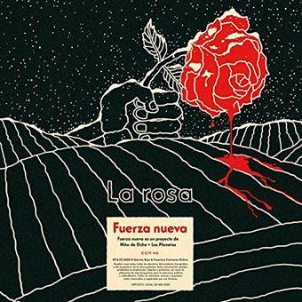 La Rosa - Vinilo
