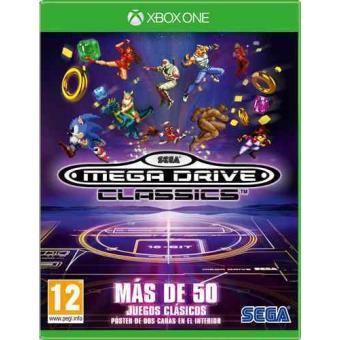 Sega Mega Drive Classics Xbox One Para Los Mejores Videojuegos Fnac