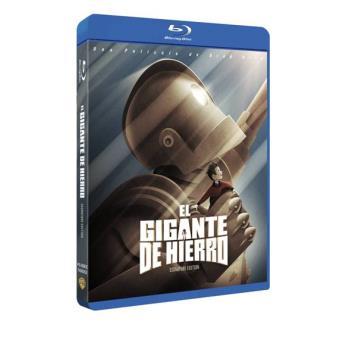 El gigante de hierro - Blu-Ray