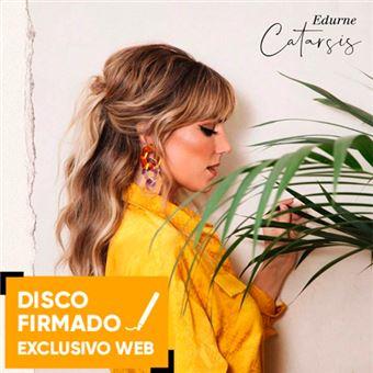 Catarsis - Vinilo Disco firmado