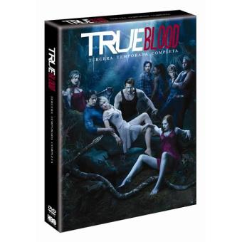 True Blood  Temporada 3 - DVD