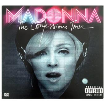 The Confessions Tour + DVD