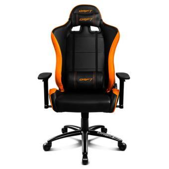 Silla Gaming Drift DR200 Negro - Naranja