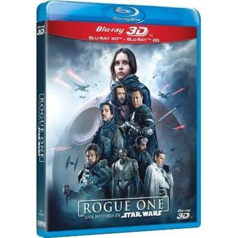 Rogue One: Una historia de Star Wars - Blu-Ray + 3D