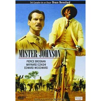Mister Johnson  - DVD