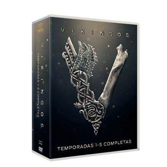Vikingos - Temporada 1-5 - DVD