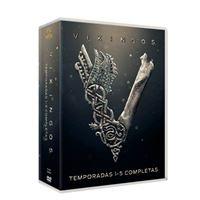 Vikingos  Temporada 1-5 - DVD