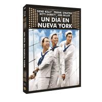 Un día en Nueva York - Blu-ray