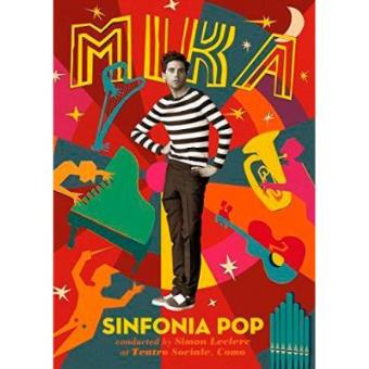 Sinfonia Pop (Ed. limitada CD + DVD)
