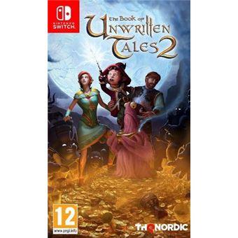 The Book Of Unwritten Tales 2 Nintendo Switch En Llevate 10 Con