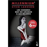 Millennium 1 - Los hombres que no amaban a las mujeres