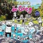 Calendario de pared 2020 Diario de Greg 30,5 x 30,5