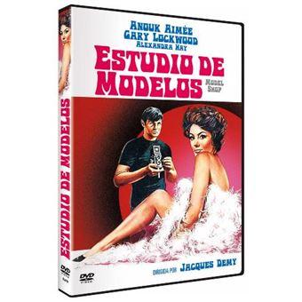 Estudio de modelos - DVD