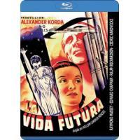 La vida futura - Blu-Ray