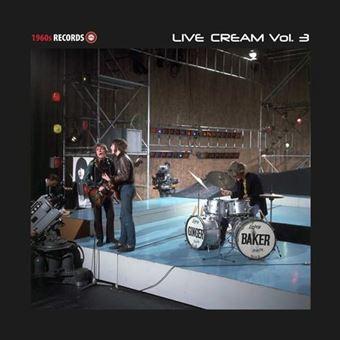 Live Cream Vol 3 - Vinilo