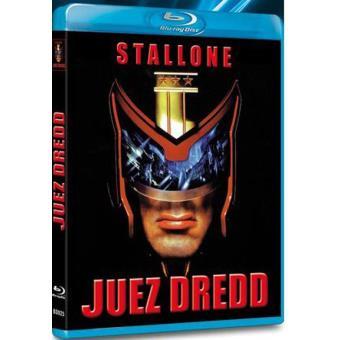Juez Dredd - Blu-Ray