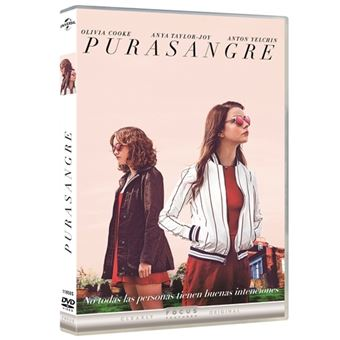 Purasangre - DVD