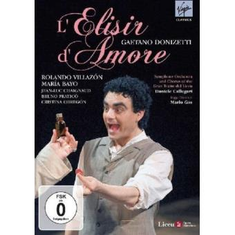 L'elisir d'amore (Formato DVD)