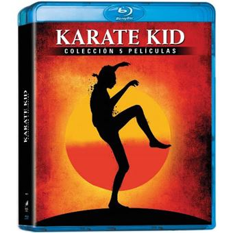 Pack Karate Kid - 5 películas - Blu-Ray
