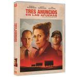 Tres anuncios en las afueras - DVD