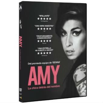 Amy (La chica detrás del nombre) - DVD
