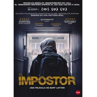 El impostor (V.O.S.) - DVD