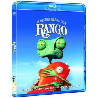 Rango - Blu-Ray