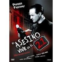 El asesino vive en el 21 - DVD
