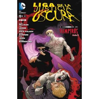 Liga de la Justicia Oscura 3. Nuevo Universo DC