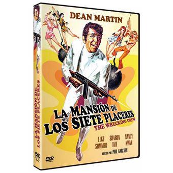 La Mansión de los Siete Placeres - DVD