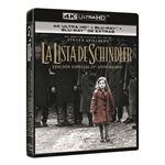 La Lista de Schindler - Ed especial 25 aniversario - UHD + Blu-Ray + Blu-Ray Extras