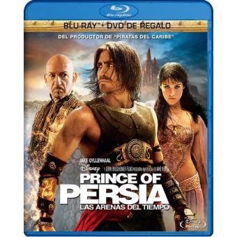 Prince Of Persia: Las arenas del tiempo - Blu-Ray + DVD + Copia digital