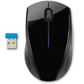 Ratón inalámbrico HP 220 Negro