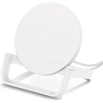 Base de carga Belkin Wireless Stand 10 W Blanco