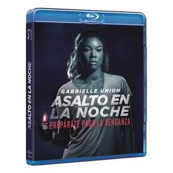 Asalto en la noche - Blu-Ray