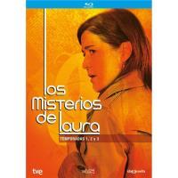 Los misterios de Laura  Temporadas 1 a 3 - Blu-Ray